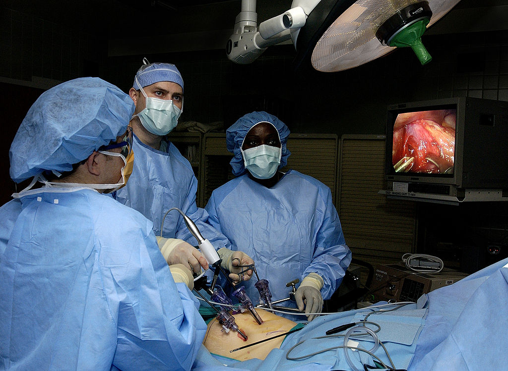 Laparoscopic Cholecystectomy (Gall Bladder Removal Surgery) in India
