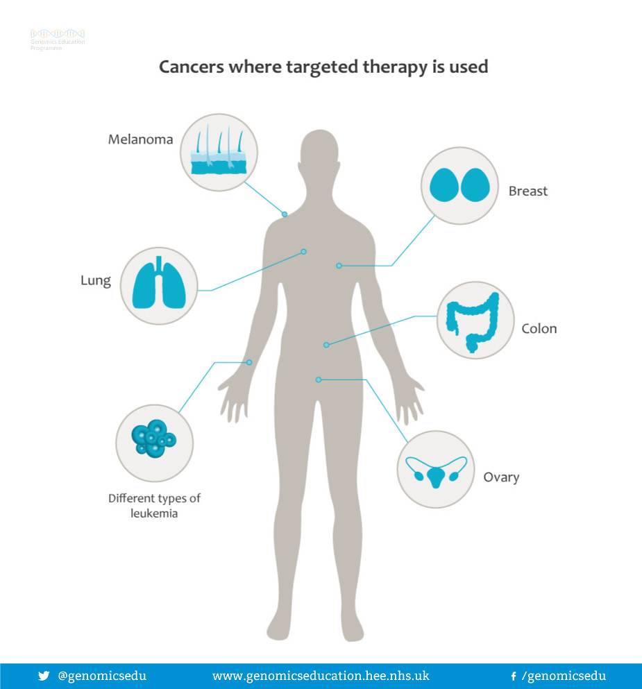 Targeted therapy Cancer Treatment Cost in India